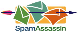spam assassin logo